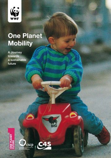 One Planet Mobility report - Collaborating Centre on Sustainable ...