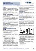 Feststelleinheiten KFHC - SITEMA - Page 2