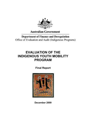 Download Evaluation of the Indigenous Youth Mobility Program
