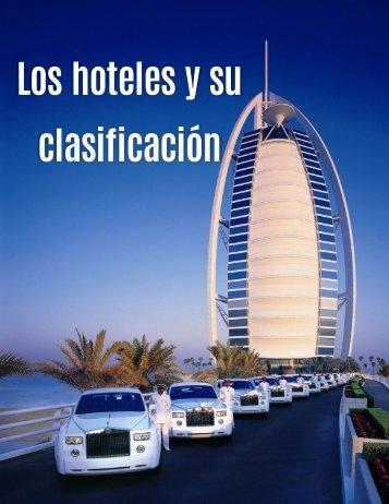 Juan Carlos Briquet Marmol - Los hoteles y su clasificación