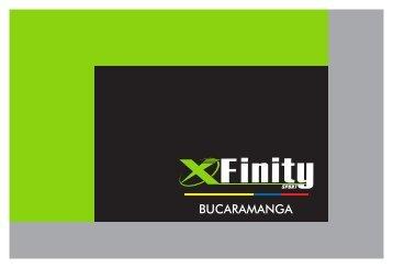 CATALOGO 2017 XFINITY VIRTUAL