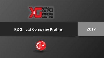 K&G company Profile 2017 small sized