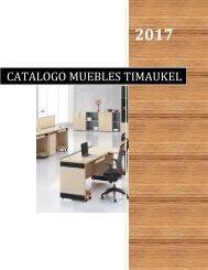 CATALOGO MUEBLES TIMAUKEL