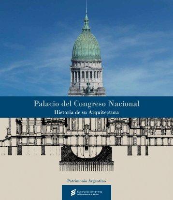 Palacio del Congreso Nacional - Historia de su Arquitectura