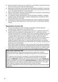 Sony VPCEJ2B4E - VPCEJ2B4E Documents de garantie Roumain - Page 6
