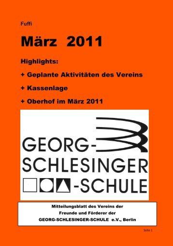 und Fertigungs- technik eV - Georg-Schlesinger-Schule