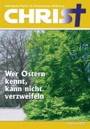 Gottesdienste und Andachten - Dekanat Wolfsburg Gifhorn Helmstedt