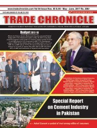 Trade Chronicle May June 2017