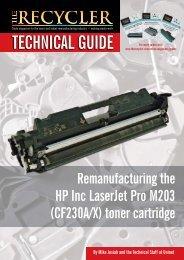 LaserJet Pro M203 Tech Guide