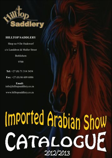 2 ARABIAN CATALOGUE[1]