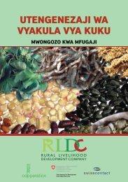 Kutengeneza vyakula - Rural Livelihood Development Company ...