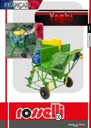 Scie circulaire chevalet -Yoghi 600