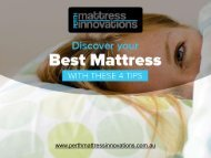 How to Buy the Best Mattress