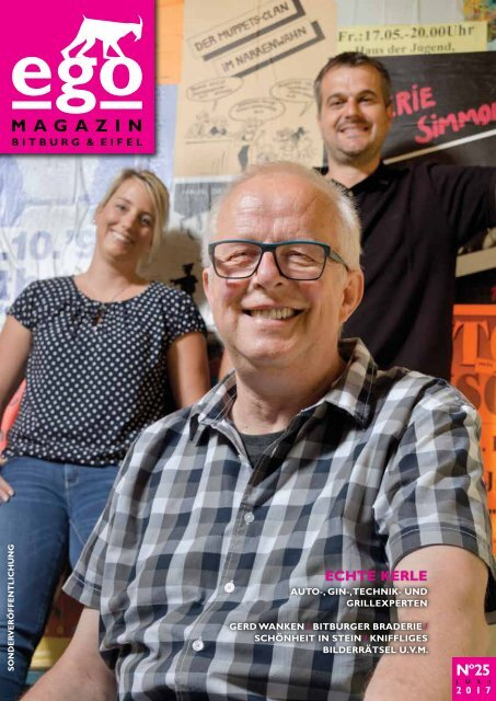 ego Magazin Bitburg Südeifel Ausgabe 25