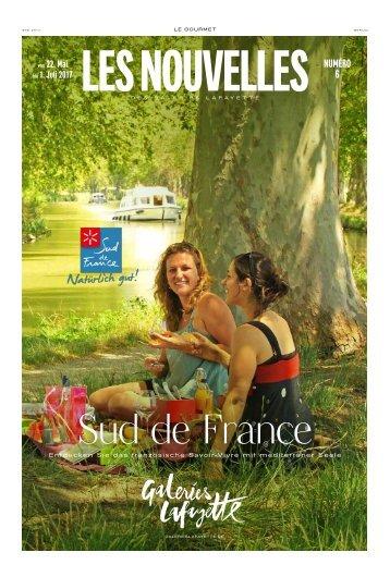 Sud de France im Le Gourmet | VI.2017 | Galeries Lafayette Berlin