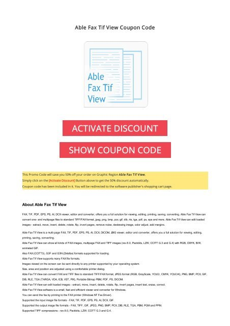 output vst coupon code