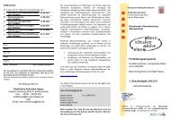 regionalen Fortbildungsprogramm - Landeselternbeirat von Hessen
