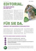 Stadtwerke Aue Magazin - Ausgabe Frühling 2017 - Page 3