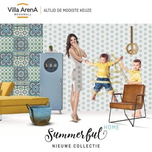Villa ArenA Summerful Home magazine Zomer