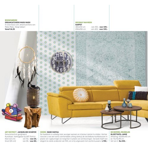 Villa ArenA Summerful Home magazine Zomer