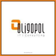 Oligopol GmbH Portfolio Broschüre