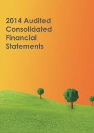 2014 Financial Statement