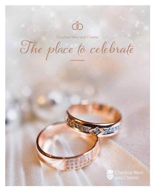 Cheshire West Weddings Brochure