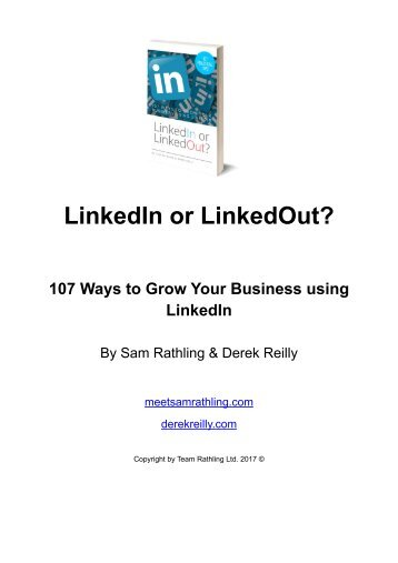 LinkedIn-or-LinkedOut-107-Ways-to-Grow-Your-Business-using-LinkedIn