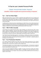 LinkedIn-or-LinkedOut-107-Ways-to-Grow-Your-Business-using-LinkedIn - Page 6