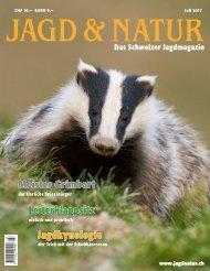 Jagd & Natur Ausgabe Juli 2017  Vorschau