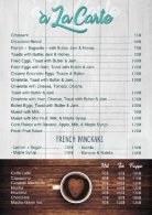 BEACH WAY @ KOH SAMUI [RESTAURANT MENU] - Page 3