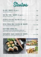 BEACH WAY @ KOH SAMUI [RESTAURANT MENU] - Page 4