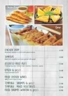 BEACH WAY @ KOH SAMUI [RESTAURANT MENU] - Page 5