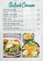 BEACH WAY @ KOH SAMUI [RESTAURANT MENU] - Page 6