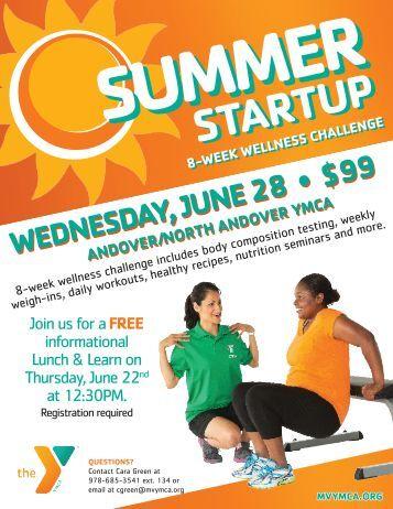 Summer Startup Wellness Challenge Flyer_2017