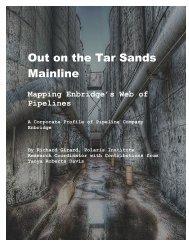 Enbridge Profile - Tar Sands Watch