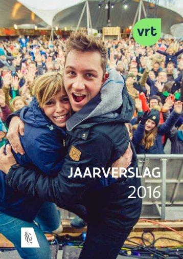 VRT Jaarverslag 2016
