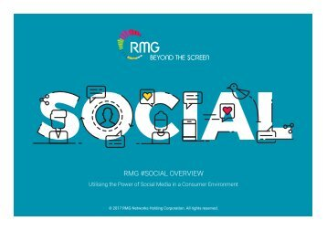 RMG Social for Consumer / RETAIL