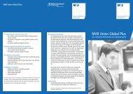 MVB Union Global Plus - Mainzer Volksbank eG