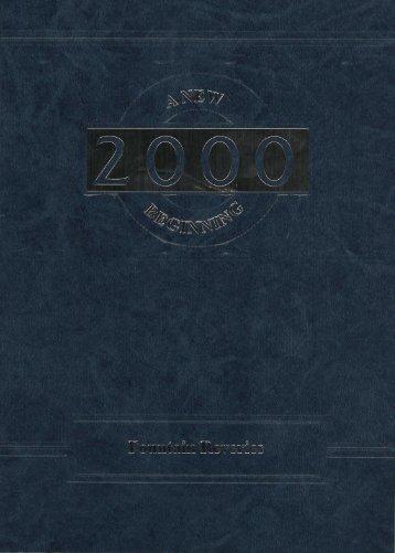 Georgia-Cumberland Academy - Fountain Reveries - 2000