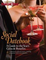 Social Datebook - Main Line Today