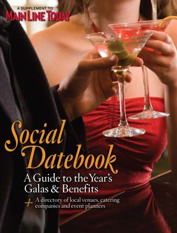 Social Datebook - Main Line Today