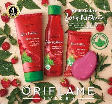 Oriflame MX Catálogo 009-2017