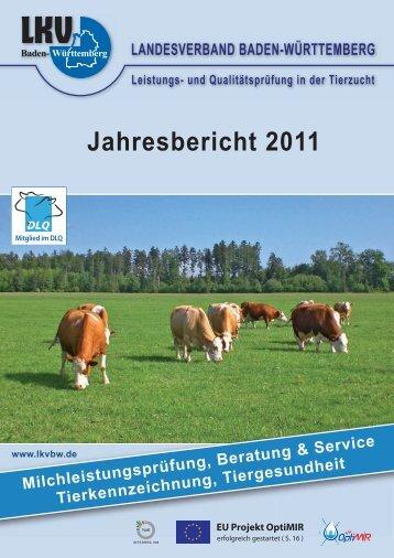 Ergebnisheft MLP 2011 - Landesverband Baden-Württemberg für ...