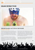 Tune Musikfestival 2017 - Page 6