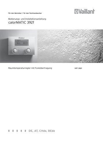 calormatic 392f