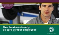 Your business is only as safe as your employees - National Safety ...