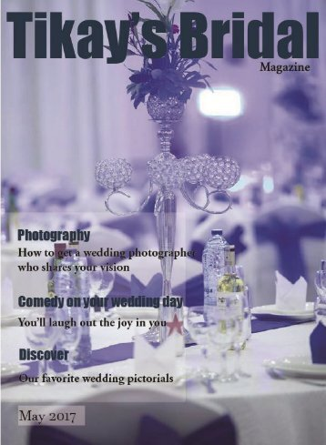 Tikay's Bridal 4th Issue Final