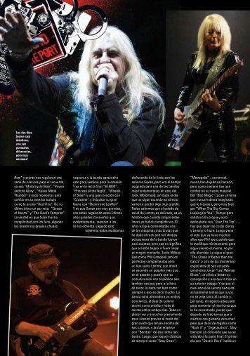 Metal Hammer - Enero 2016 (dragged) 1