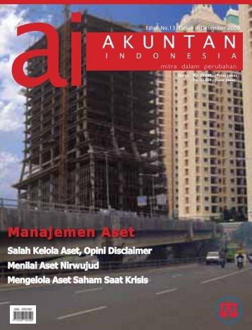 Manajemen Aset - Ikatan Akuntan Indonesia